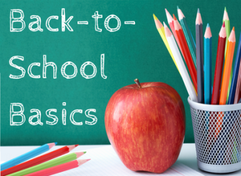 Back-to-School Basics