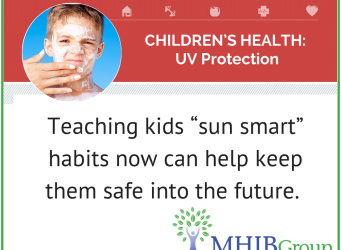 UV protection for kids
